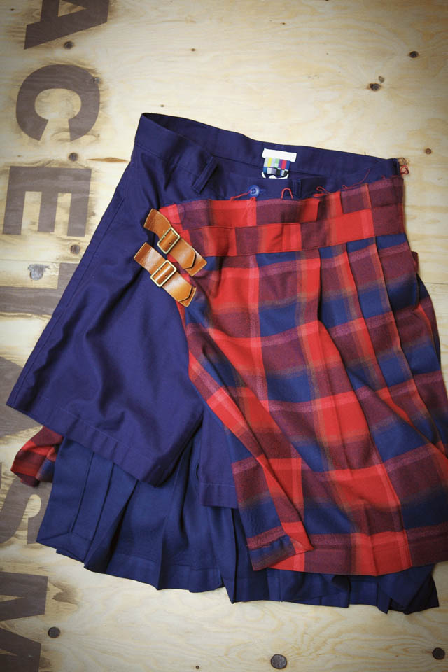 FACETASMのスカートパンツ