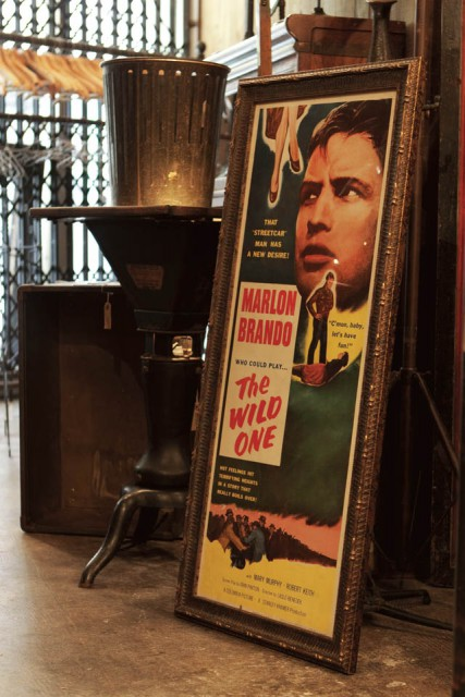 映画「The WILD ONE」 のポスター