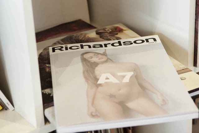 「Richardson」ISSUE A7