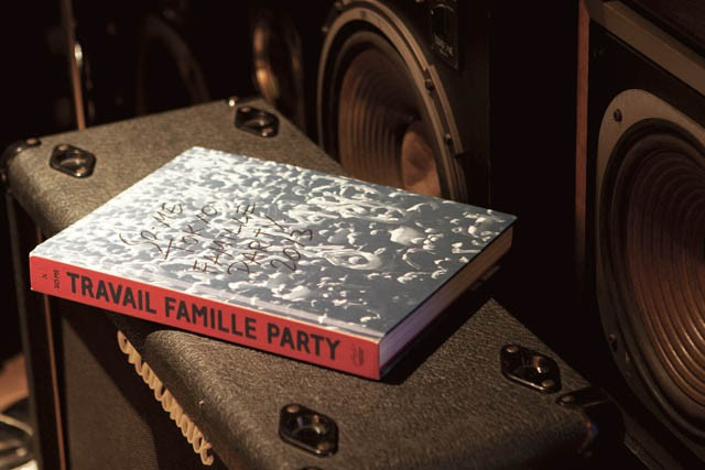 「TRAVAIL FAMILLE PARTY」SO ME