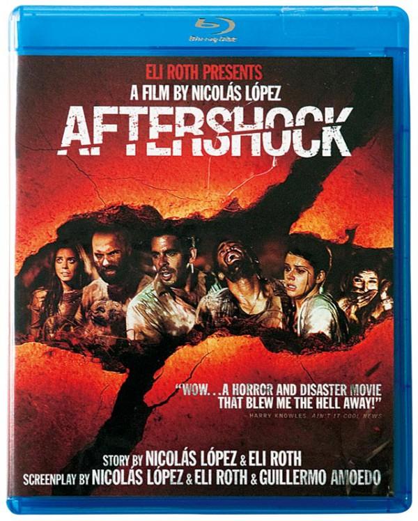「AFTERSHOCK」