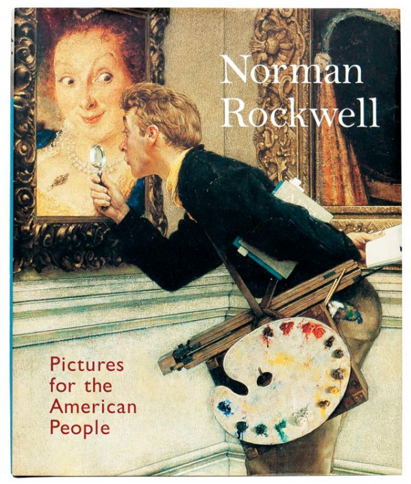 「Pictures for the AmericanPeople」Norman Rockwell
