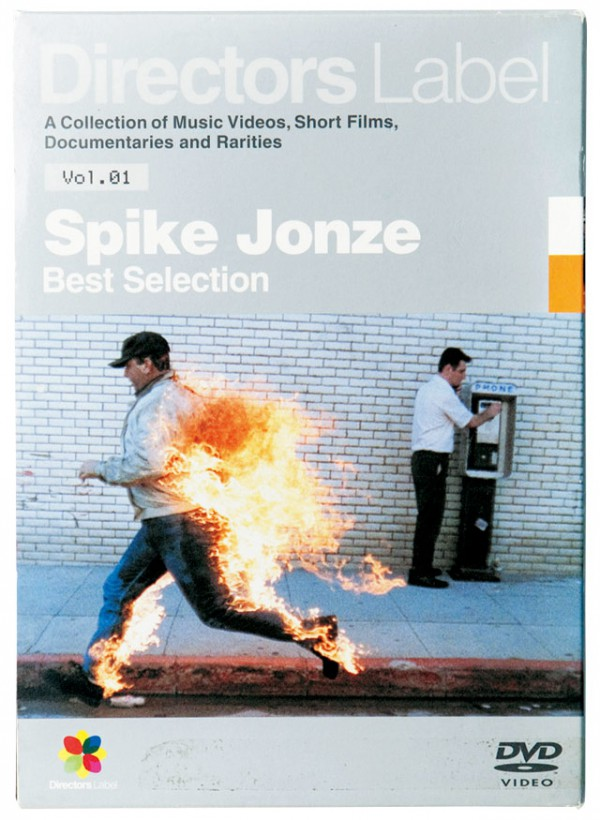 「DIRECTORS LABEL Spike Jonze Best Selection」