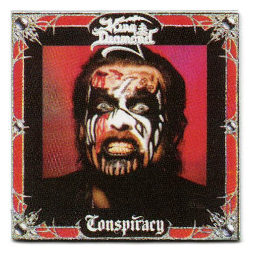 ARTIST  King Diamond TITLE  Conspiracy