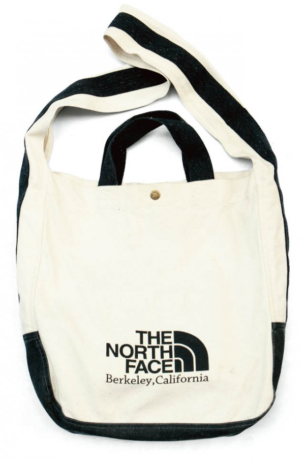 BAG DETAIL. THE  NORTH FACE