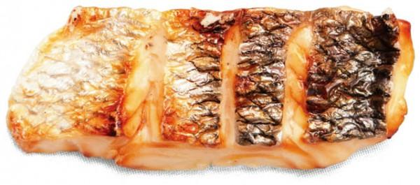 鮭の切り身の 食品サンプル