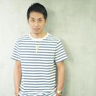 石川 涼氏