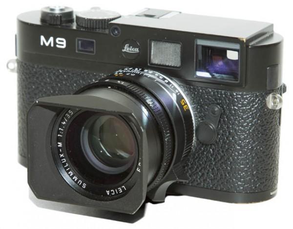 BRAND Leica   ITEM Leica M9