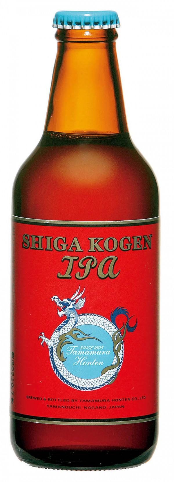 志賀高原ビール IPA(330ml)