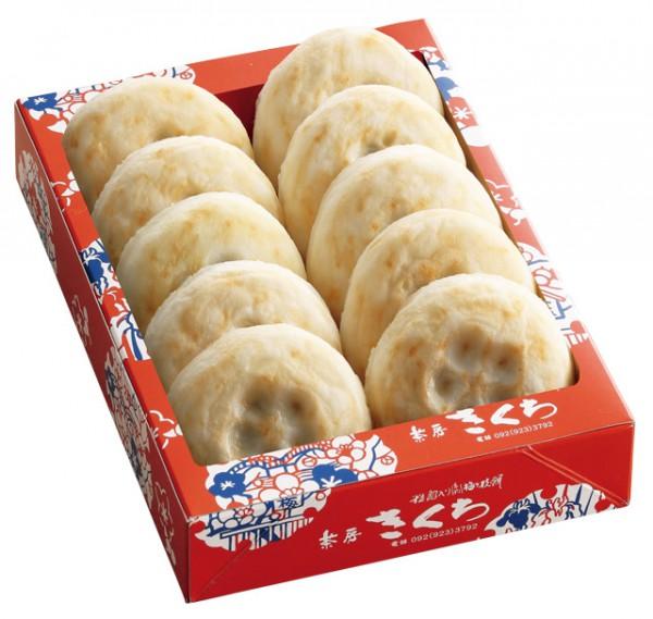 冷凍梅ヶ枝餅(10個入り)