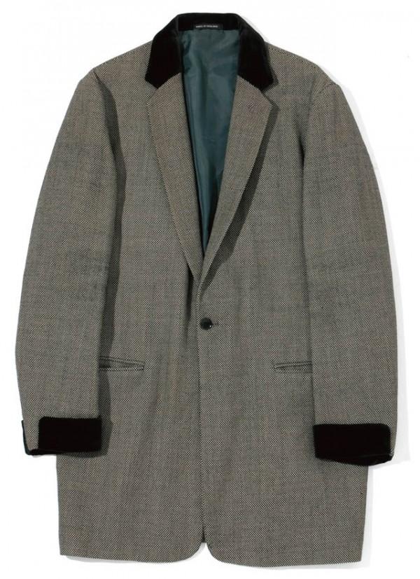 USEDのロングジャケット