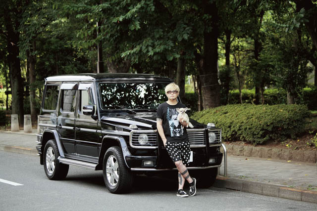 橋本 塁氏 Mercedes Benz G500L CLASSIC 25