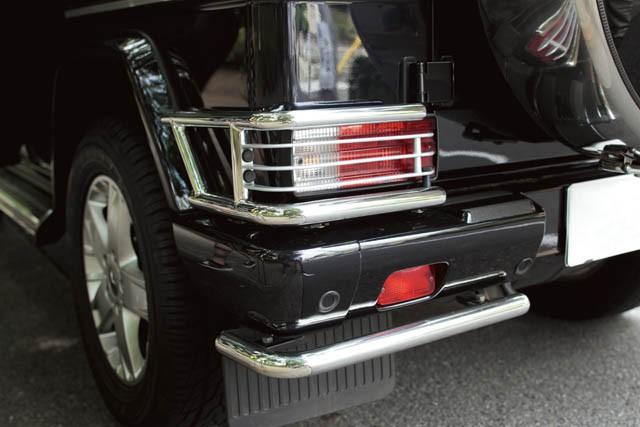 Mercedes Benz G500L CLASSIC 25