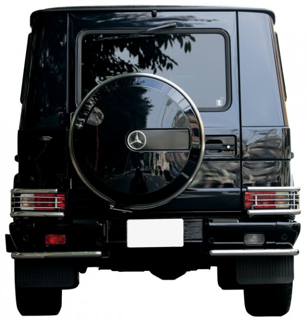 BACK.Mercedes Benz G500L CLASSIC 25