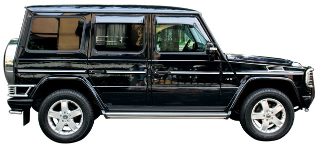 SIDE.Mercedes Benz G500L CLASSIC 25