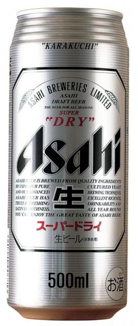 """Asahi SUPER""""DRY"""""""