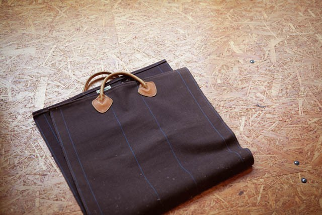 ITEM 07  L.L. Beanのログキャリートートバッグ