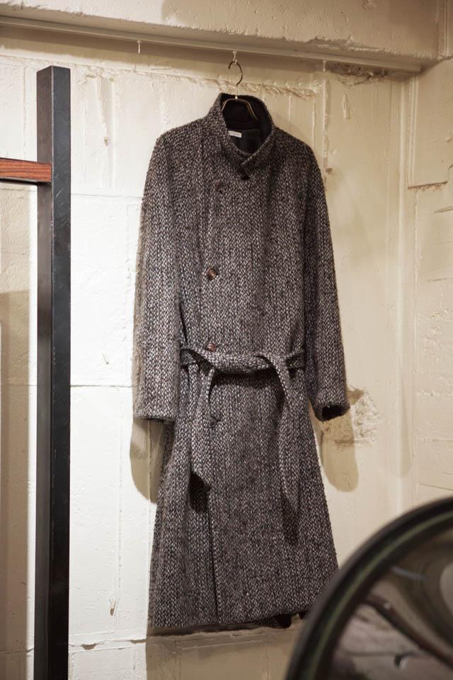 ITEM 07  CRISTOPHE LEMAIREの ウールコート