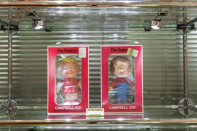 Campbell Kids BOY & GIRL ¥12,000(SET)