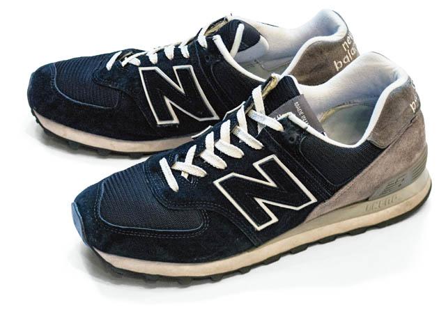 newbalanceのオリジナルNB574