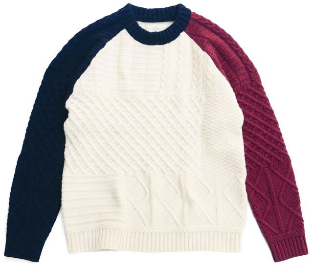 bukht×O knit¥25,200