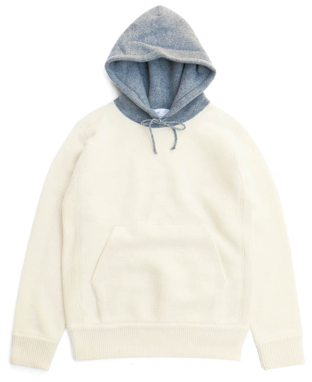 ALLEGE knit parka¥37,800