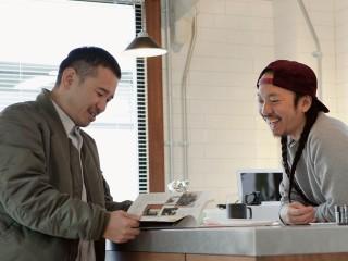 クリエイターが行きつけのアノ店コノ店に表敬訪問 2013年通いまくったSHOPに年末のご挨拶 NAVIGATOR.02 TAKA