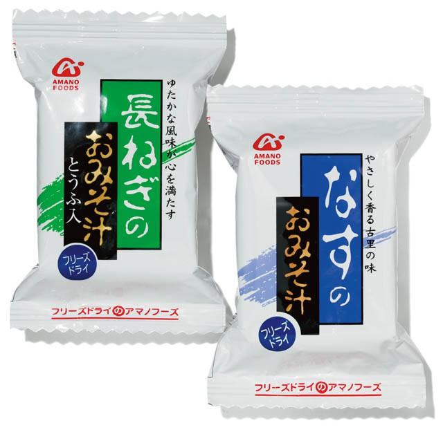 MANUFACTURER アマノフーズ おみそ汁