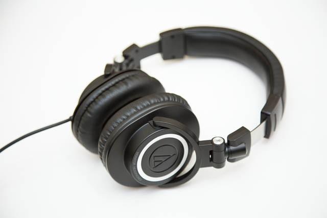 audio technica ヘッドフォン