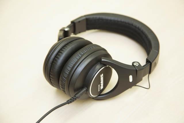 SHURE ヘッドフォン(SRH 840)