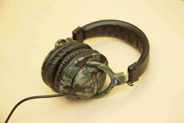 audio technica DJ用のヘッドフォン (ATH PRO5MK2)