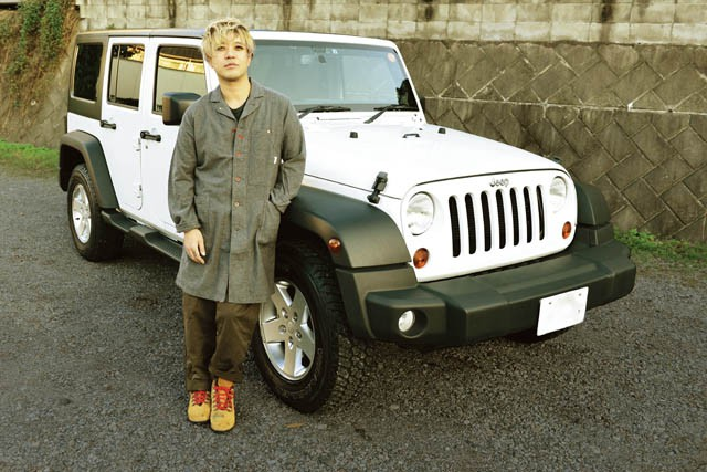 日向秀和  Jeep Wrangler Unlimited 2012