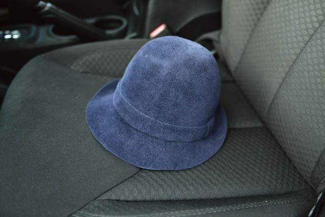 nonnativeの帽子