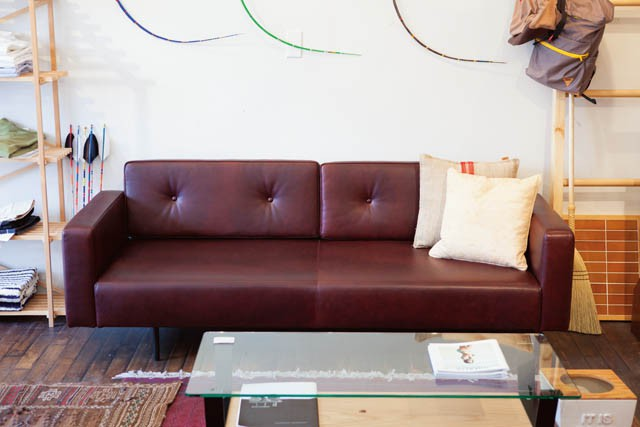 ITEM 	ソファ BRAND 	Landscape Products MODEL 	PERCH SOFA