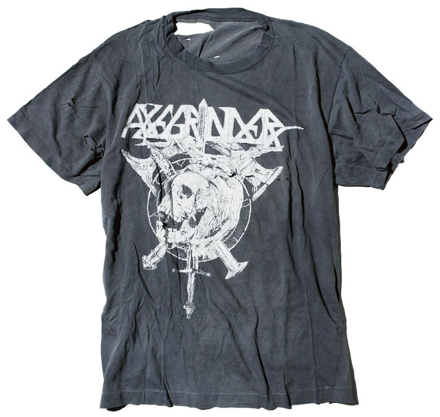 AXEGRINDERR Tシャツ