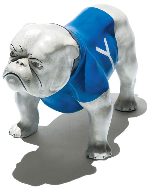BULL DOG  FIGURE