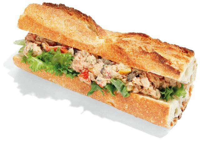 SHOP Boulangerie JEAN FRANCOIS (Echika表参道) ITEM ツナサンド