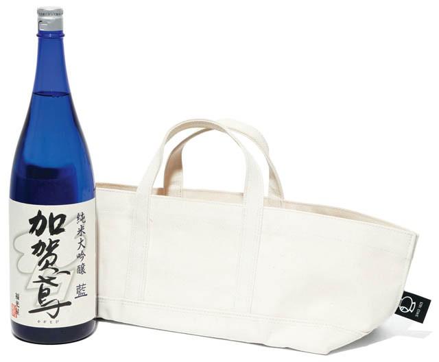SAKE SHOP 福光屋(玉川高島屋) 加賀鳶の純米大吟醸 藍 1.800mL