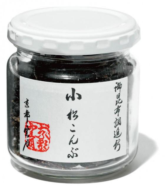 京都雲月(新宿タカシマヤ) 小松こんぶ