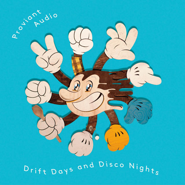 TITLE Drift Days & Disco Nights   ARTIST Proviant Audio