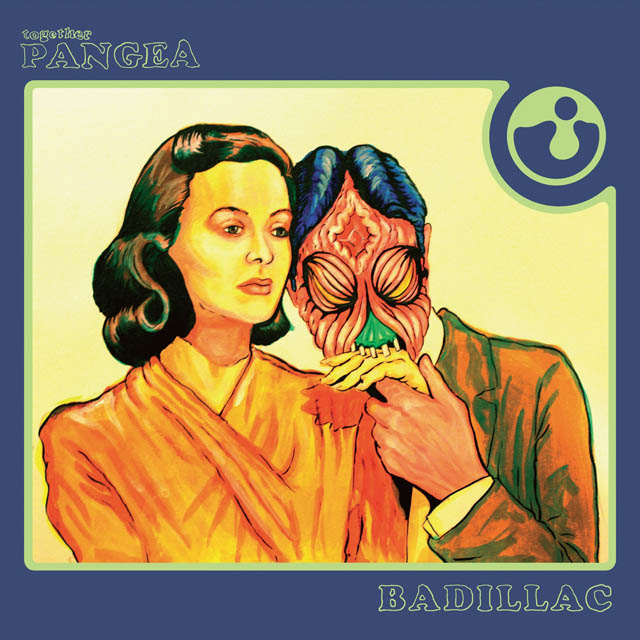 TITLE BADILLAC ARTIST TOGETHER PANGEA