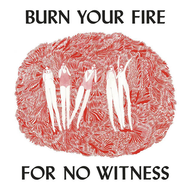 TITLE Burn Your Fire No Witness ARTIST ANGEL OLSEN