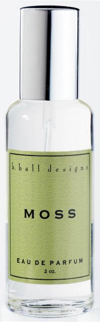 k.hall design EAU DE PARFUM MOSS