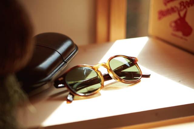 MOSCOTのサングラス