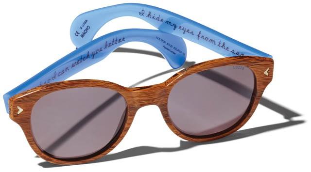 LOZZAのサングラス