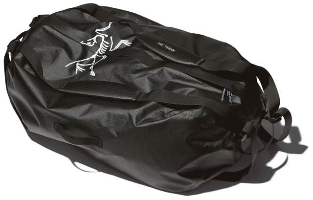 ARCTERYXの ダッフルバッグ