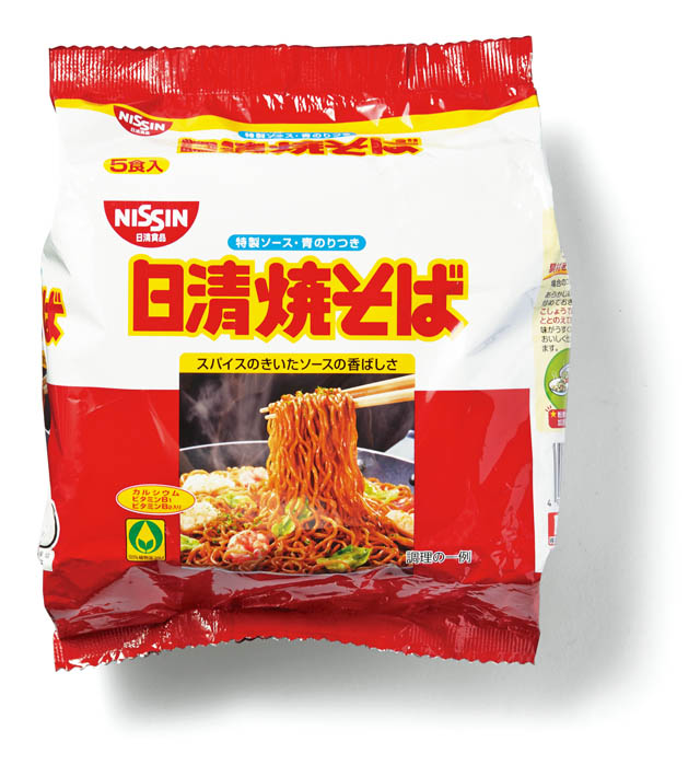 MAKER 日清食品 ITEM 日清焼そば 5食パック