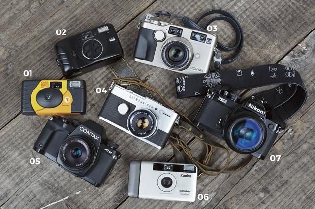 motherデザイナーeriの愛用カメラ