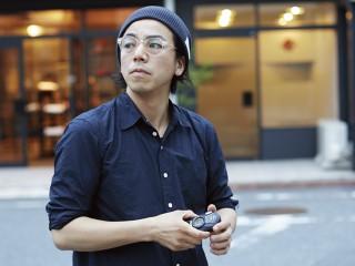 クリエイターの目にファインダー越しに映るもの フォトメンたちの愛用機 - 森田 晃嘉 -