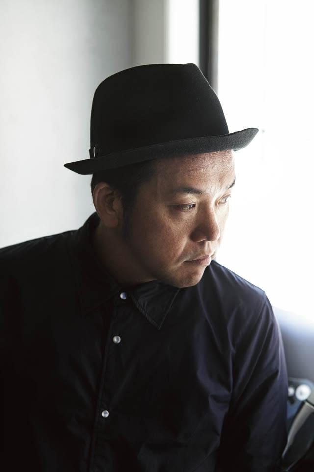 高橋生児氏 ITEM  ROARS ORIGINAL のハット